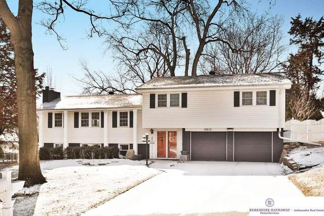 12515 William Street, Omaha, NE 68144 (MLS #22003912) :: Complete Real Estate Group