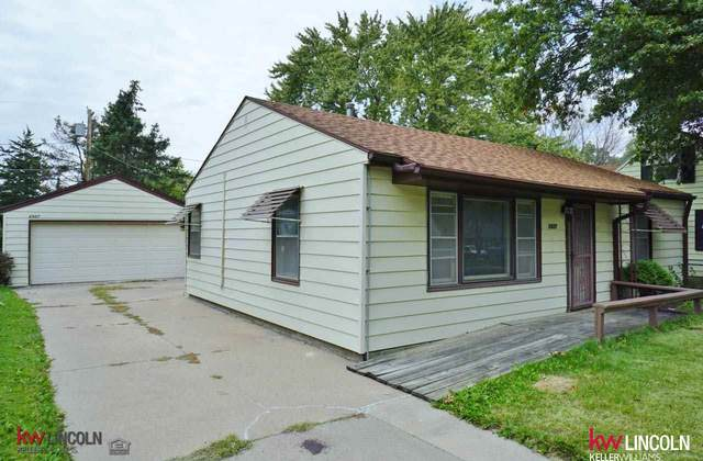 2927 N 65th Street, Lincoln, NE 68507 (MLS #22004006) :: Dodge County Realty Group