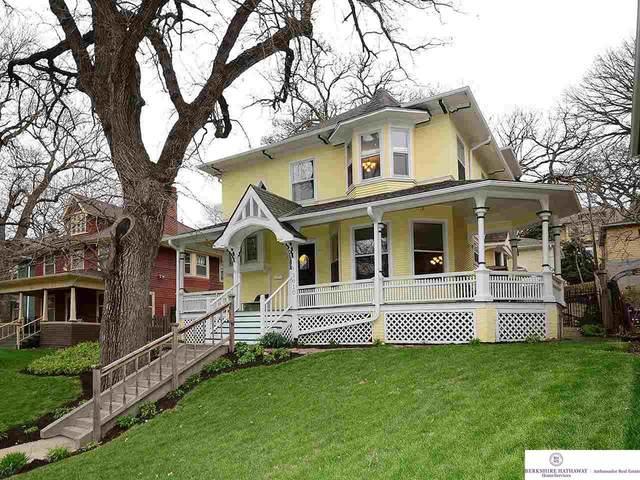 3610 Lincoln Boulevard, Omaha, NE 68131 (MLS #22004070) :: One80 Group/Berkshire Hathaway HomeServices Ambassador Real Estate
