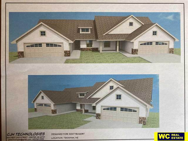 216 Vista Circle, Tekamah, NE 68061 (MLS #22004131) :: One80 Group/Berkshire Hathaway HomeServices Ambassador Real Estate