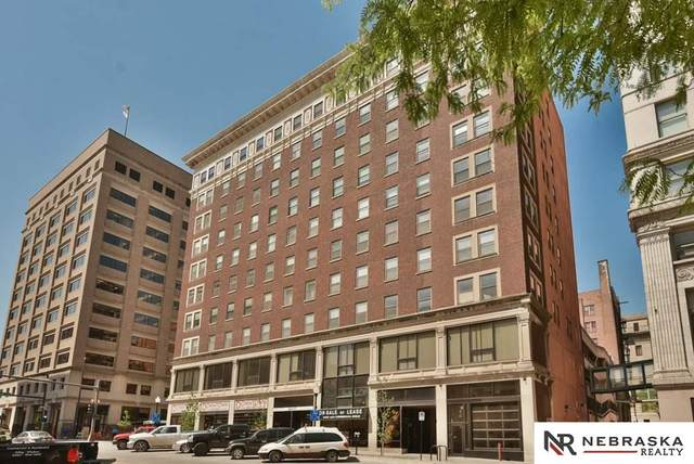 312 S 16 Street #502, Omaha, NE 68102 (MLS #22004771) :: Complete Real Estate Group