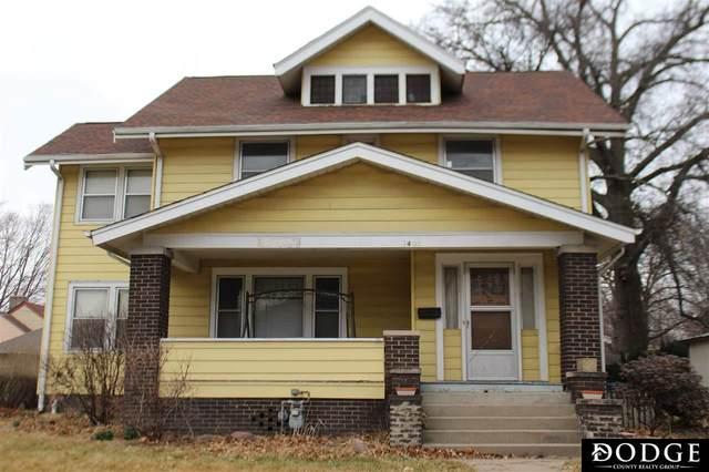 1421 N Broad Street, Fremont, NE 68025 (MLS #22005110) :: Dodge County Realty Group