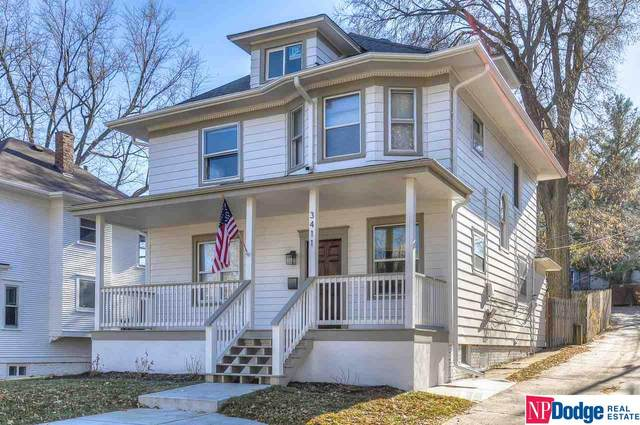 3411 Burt Street, Omaha, NE 68131 (MLS #22005394) :: Complete Real Estate Group