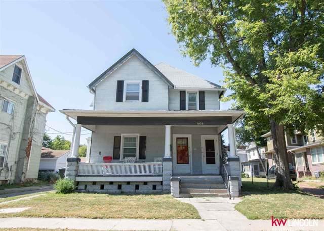 1025 Goodhue Boulevard, Lincoln, NE 68508 (MLS #22005615) :: Omaha Real Estate Group