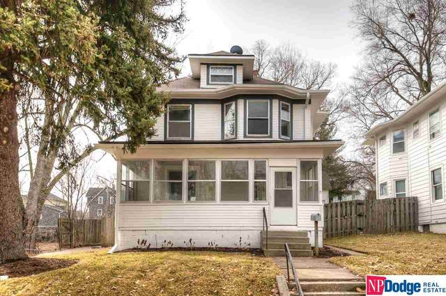 3409 Burt Street, Omaha, NE 68131 (MLS #22005831) :: Complete Real Estate Group