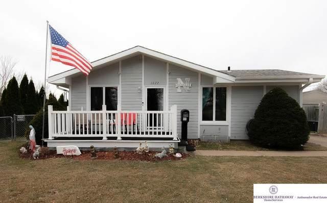 1022 N 78 Street, Omaha, NE 68114 (MLS #22005939) :: Dodge County Realty Group