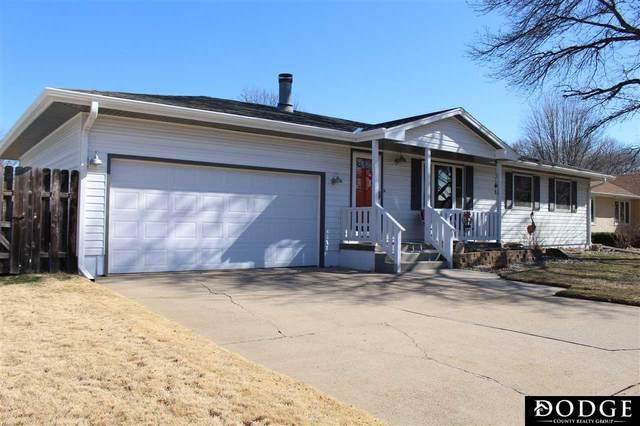 1048 W Dakota Street, Fremont, NE 68025 (MLS #22005964) :: Dodge County Realty Group