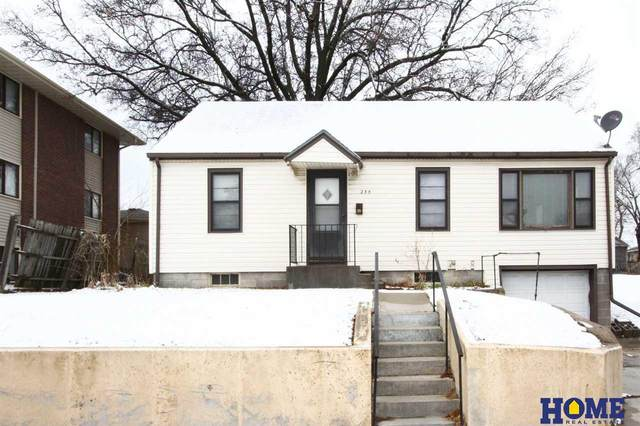 235 S 48th Street, Lincoln, NE 68510 (MLS #22006278) :: Dodge County Realty Group