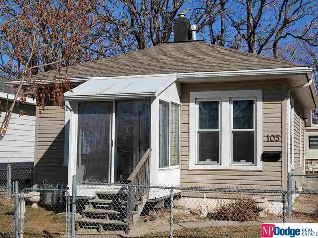 105 S 10th Street, Council Bluffs, IA 51501 (MLS #22006291) :: kwELITE