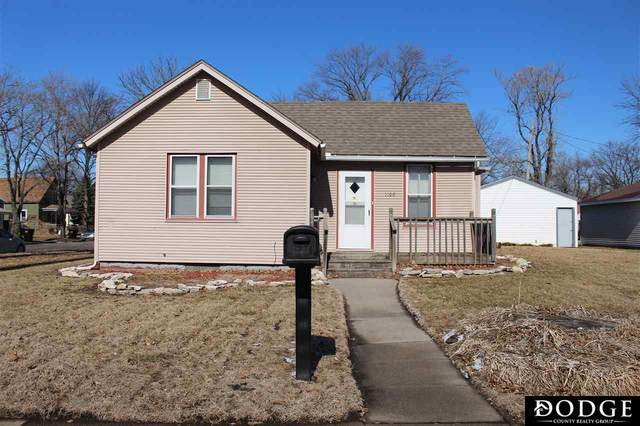 1106 E 1st Street, Fremont, NE 68025 (MLS #22006516) :: Omaha Real Estate Group