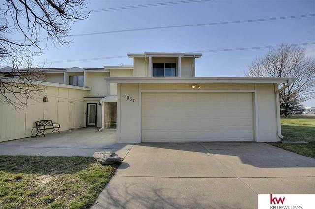 9037 Gary Circle, Omaha, NE 68138 (MLS #22007057) :: kwELITE