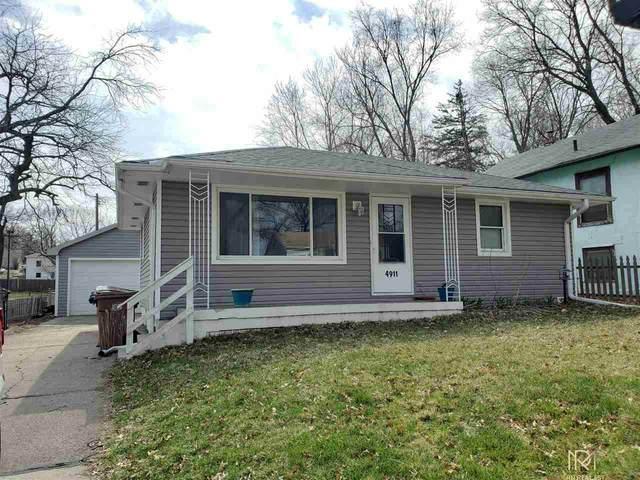 4911 Hillside Street, Lincoln, NE 68506 (MLS #22007207) :: Dodge County Realty Group