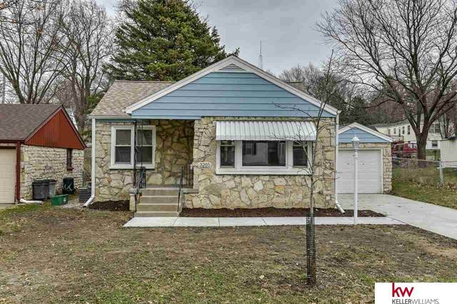 3205 N 56th Street, Omaha, NE 68104 (MLS #22007442) :: Omaha Real Estate Group