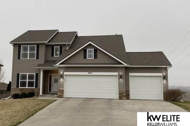 4415 N 174 Avenue, Omaha, NE 68116 (MLS #22007457) :: Omaha Real Estate Group