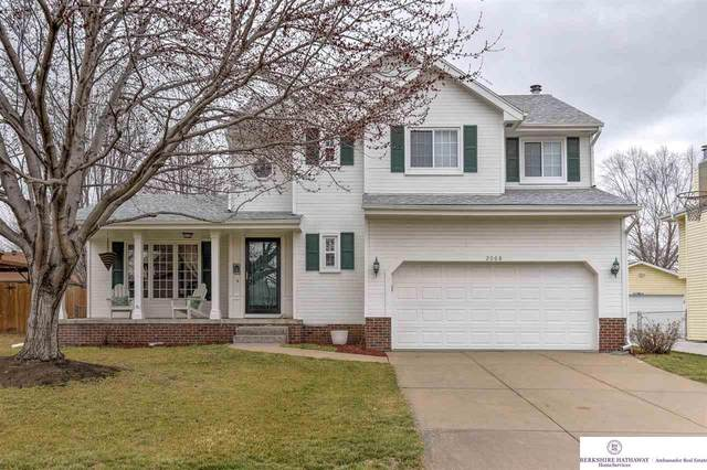 2008 Blue Sage Drive, Papillion, NE 68133 (MLS #22007529) :: Catalyst Real Estate Group