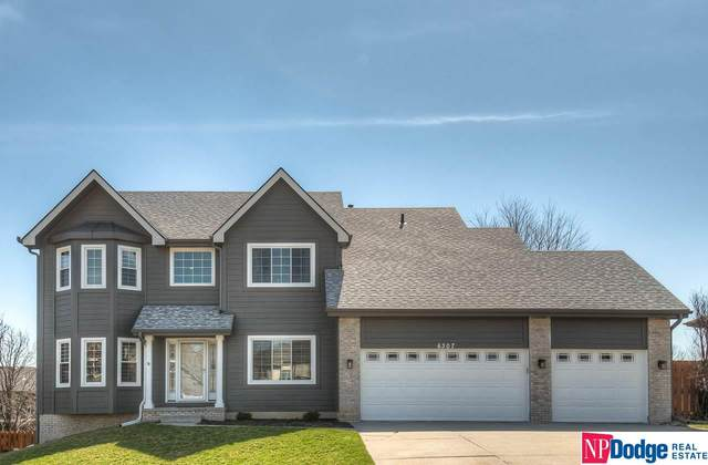 6307 N 103 Street, Omaha, NE 68134 (MLS #22007566) :: The Briley Team
