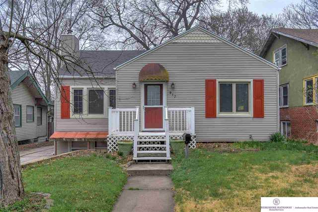 917 S 33 Street, Lincoln, NE 68510 (MLS #22007579) :: Lincoln Select Real Estate Group