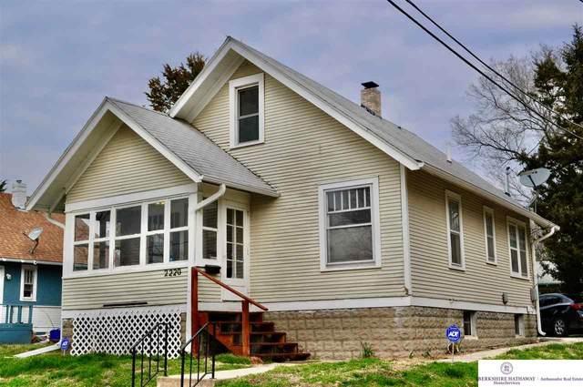 2220 Saratoga Street, Omaha, NE 68110 (MLS #22007773) :: kwELITE