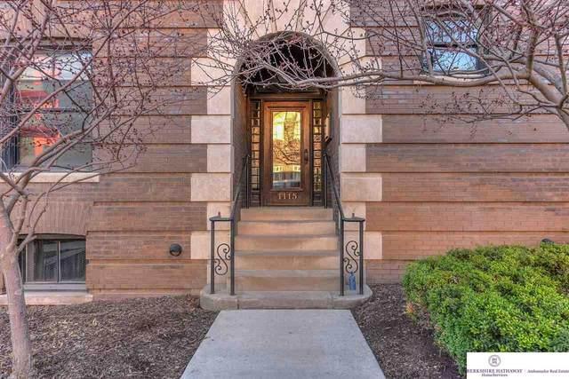 1115 S 10 Street #7, Omaha, NE 68108 (MLS #22007877) :: Complete Real Estate Group