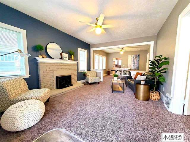 1625 S 13th Street, Lincoln, NE 68502 (MLS #22008139) :: Lincoln Select Real Estate Group