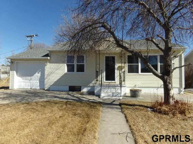 1433 21st Avenue, Sidney, NE 69162 (MLS #22008175) :: Dodge County Realty Group