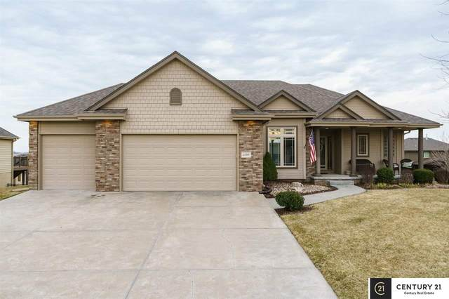 12505 S 81st Avenue, Papillion, NE 68046 (MLS #22008253) :: The Briley Team