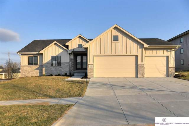 21401 A Street, Elkhorn, NE 68022 (MLS #22008408) :: Dodge County Realty Group