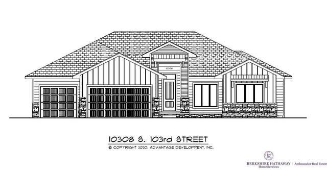 10308 103 Street, Papillion, NE 68046 (MLS #22008999) :: Dodge County Realty Group
