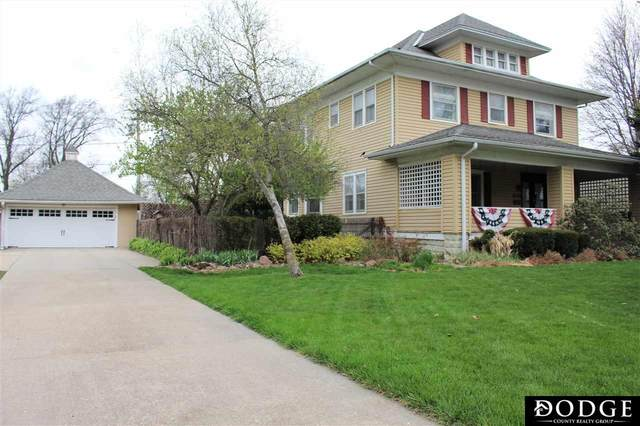 1831 N Keene Avenue, Fremont, NE 68025 (MLS #22009668) :: Dodge County Realty Group