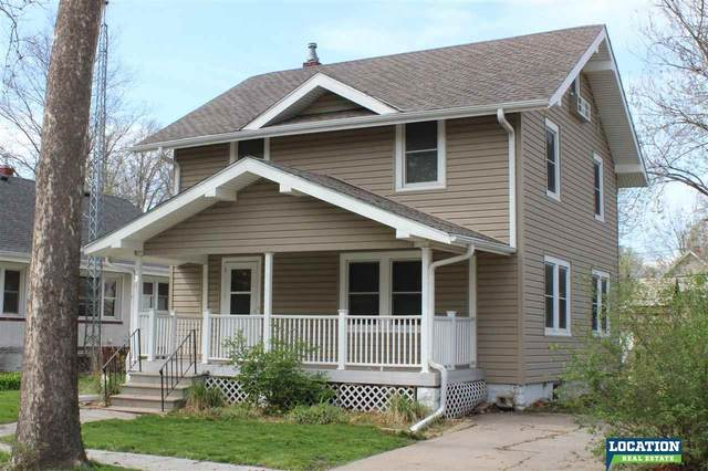 3268 Orchard Street, Lincoln, NE 68503 (MLS #22009897) :: The Briley Team