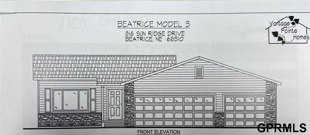 820 Sun Ridge Drive, Beatrice, NE 68310 (MLS #22009954) :: The Homefront Team at Nebraska Realty