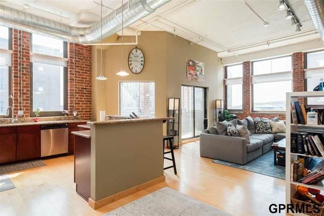 902 Dodge Street #301, Omaha, NE 68102 (MLS #22010015) :: Catalyst Real Estate Group