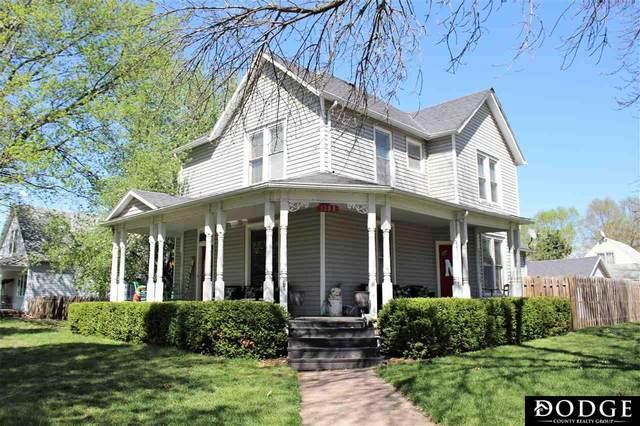 1308 N Irving Street, Fremont, NE 68025 (MLS #22010103) :: Dodge County Realty Group