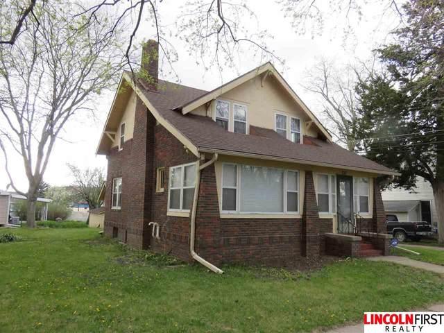 327 N Broadway Street, Wahoo, NE 68066 (MLS #22010329) :: Stuart & Associates Real Estate Group