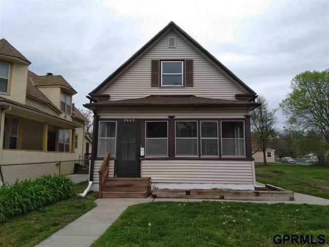 2448 Spaulding Street, Omaha, NE 68111 (MLS #22010581) :: One80 Group/Berkshire Hathaway HomeServices Ambassador Real Estate