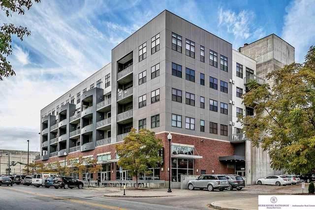 1308 Jackson Street #309, Omaha, NE 68102 (MLS #22010902) :: Capital City Realty Group