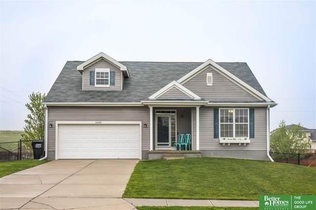 2406 Walnut Creek Drive, Papillion, NE 68046 (MLS #22011486) :: Dodge County Realty Group