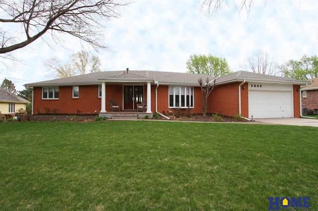 5800 Rolling Hills Boulevard, Lincoln, NE 68512 (MLS #22011689) :: Omaha Real Estate Group