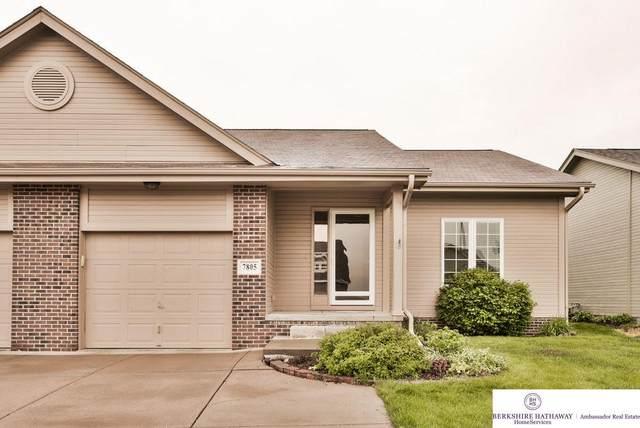 7805 S 162nd Street, Omaha, NE 68136 (MLS #22011713) :: Complete Real Estate Group