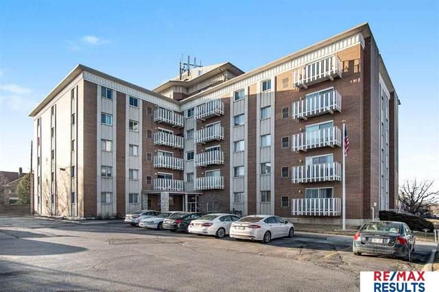 500 S 37 Street #501, Omaha, NE 68105 (MLS #22011765) :: Capital City Realty Group