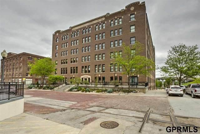 105 S 9th Street #510, Omaha, NE 68102 (MLS #22012241) :: Capital City Realty Group