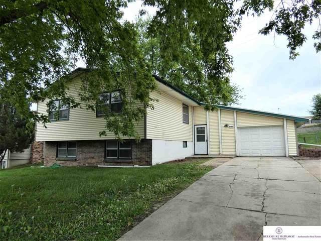 9191 Ogden Street, Omaha, NE 68134 (MLS #22012363) :: kwELITE