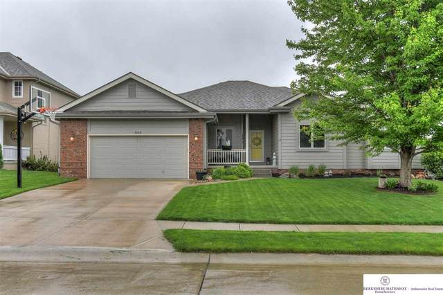 7409 S 186 Street, Omaha, NE 68136 (MLS #22012449) :: Dodge County Realty Group