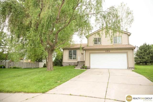 208 Sumter Circle, Omaha, NE 68133 (MLS #22013004) :: Dodge County Realty Group