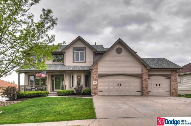 4710 Windcrest Drive, Papillion, NE 68133 (MLS #22013010) :: Dodge County Realty Group