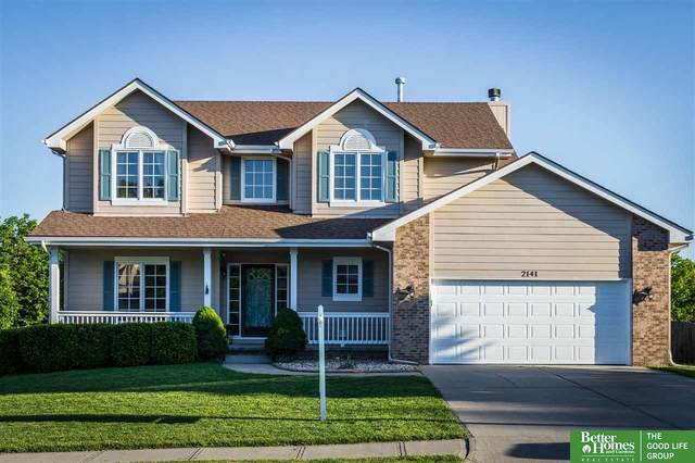 2141 Ashwood Avenue, Papillion, NE 68133 (MLS #22013032) :: Dodge County Realty Group