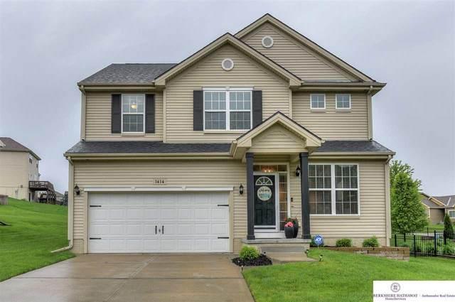 1414 N 208th Street, Omaha, NE 68022 (MLS #22013039) :: One80 Group/Berkshire Hathaway HomeServices Ambassador Real Estate