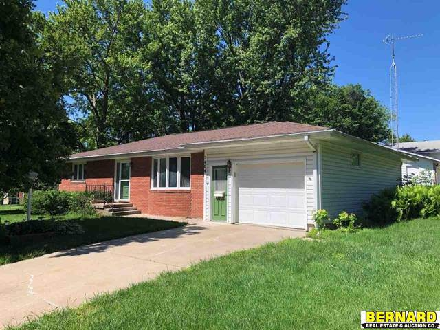 2404 L Street, Auburn, NE 68305 (MLS #22013055) :: Dodge County Realty Group