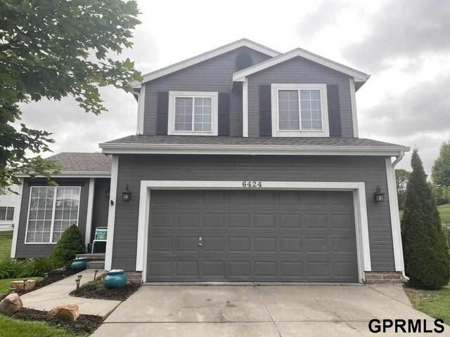 6424 S 162Nd Terrace Circle, Omaha, NE 68135 (MLS #22013198) :: Dodge County Realty Group