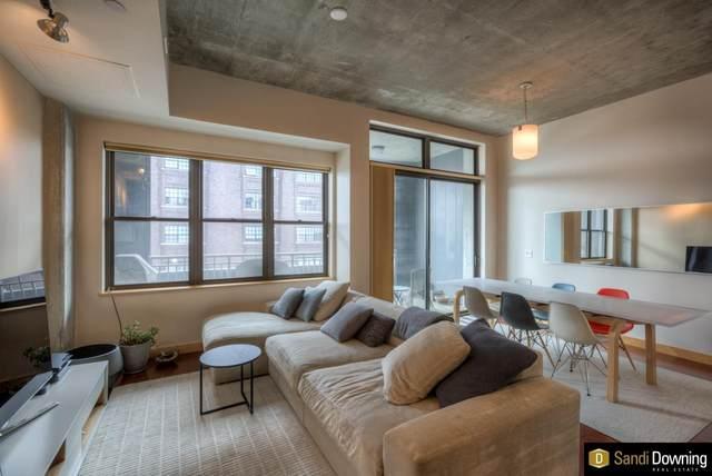 1308 Jackson Street #412, Omaha, NE 68102 (MLS #22013245) :: Omaha Real Estate Group